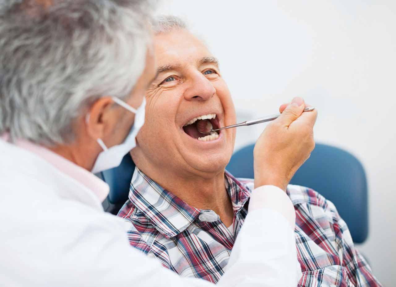 علت فرسایش دندانها با افزایش سن